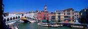 Ponte di Rialto Venice Italy