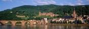 Germany, Heidelberg, Neckar River