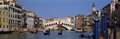 Bridge across a canal, Rialto Bridge, Grand Canal, Venice, Veneto, Italy