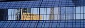 Building reflections, Frankfurt, Germany