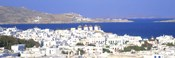 Aerial View of Mykonos, Greece