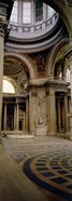 Pantheon Interior Paris France