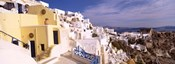 Buildings in a city, Santorini, Cyclades Islands, Greece