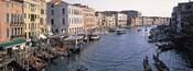 Gondolas on the Water, Venice, Italy