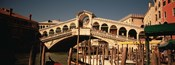 Bridge over a canal, Venice, Italy