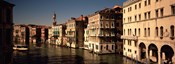 Buildings on the waterfront, Venice, Italy