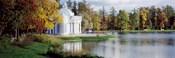 Grotto, Catherine Park, Catherine Palace, Pushkin, St. Petersburg, Russia
