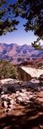 Rock formations, Mather Point, South Rim, Grand Canyon National Park, Arizona, USA