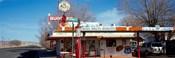 Restaurant on the roadside, Route 66, Arizona, USA