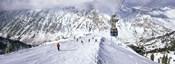 Snowbird Ski Resort, Utah