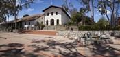 Facade of a church, Mission San Luis Obispo, San Luis Obispo, San Luis Obispo County, California, USA