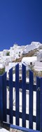 Houses in a town, Oia, Santorini, Cyclades Islands, Greece