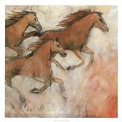 Horse Fresco II