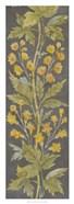 June Floral Panel II
