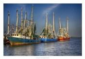 Shrimp Boats III