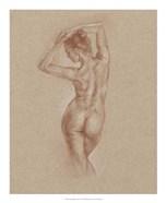 Standing Figure Study I