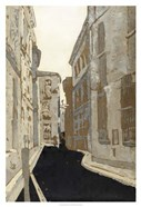 Non-Embellished Streets of Paris I