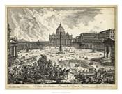 Veduta della Basilica di S.Pietro
