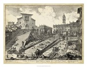 Veduta del Romano Campidoglio
