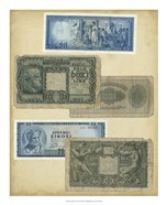 Antique Currency III
