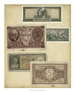 Antique Currency IV