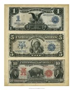 Antique Currency VI