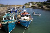 Helvick Harbour, Ring Gaeltacht Region, County Waterford, Ireland