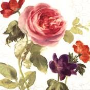 Watercolor Floral IV