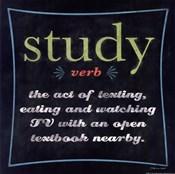 Study - square