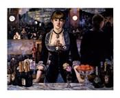 A Bar at the Folies-Bergere