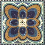 Proud as a Peacock Tile III