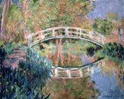 The Japanese Bridge, Giverny, 1892