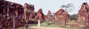 Ruins of temples, Champa, My Son, Vietnam