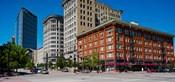 Buildings in a downtown district, Salt Lake City, Utah