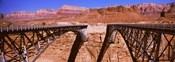 Navajo Bridge at Grand Canyon National Park, Arizona