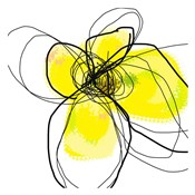 Yellow Petals Three
