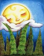 Sleep Sweet Forest Moon