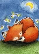 Sweet Dreams Little Fox
