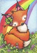 Lucky Little Fox