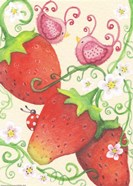 Strawberry Afternoon