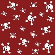 Crossbones Pattern