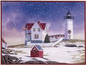 Winter Lighthouse 2