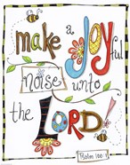 Words of Joy - Joyful Noise