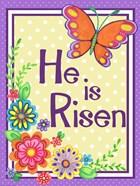 He Is Risen Butterfly