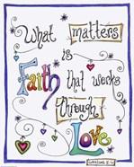 Words of Faith - Faith Through Love