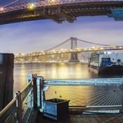 Brooklyn Bridge Pano 2 3 of 3