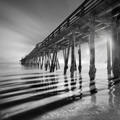 Pier and Shadows