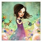 Her Secret Garden Grows