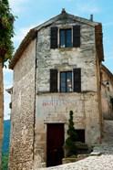 Former bakery, Lacoste, Vaucluse, Provence-Alpes-Cote d'Azur, France