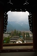 Old town viewed from North Gate, Dali, Yunnan Province, China